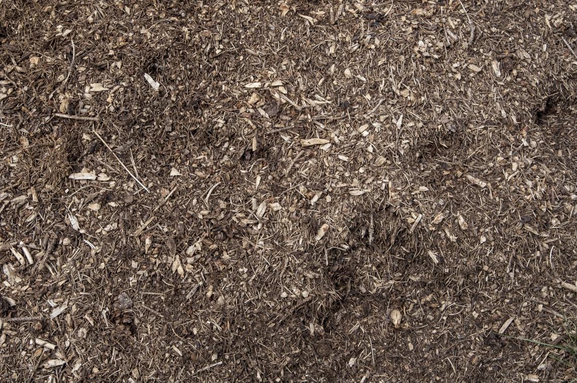 Ground Wood Chippings 0031