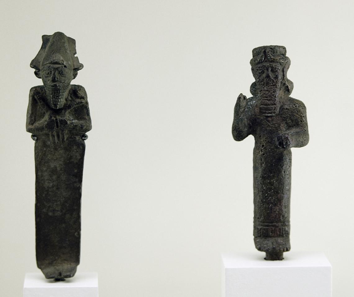 Statues Persian
