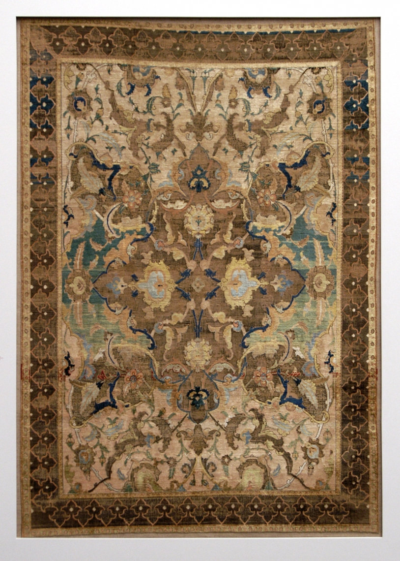 Ornate Carpets