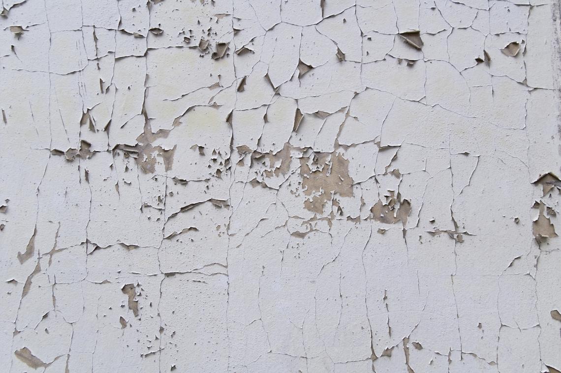 Plaster Cracked
