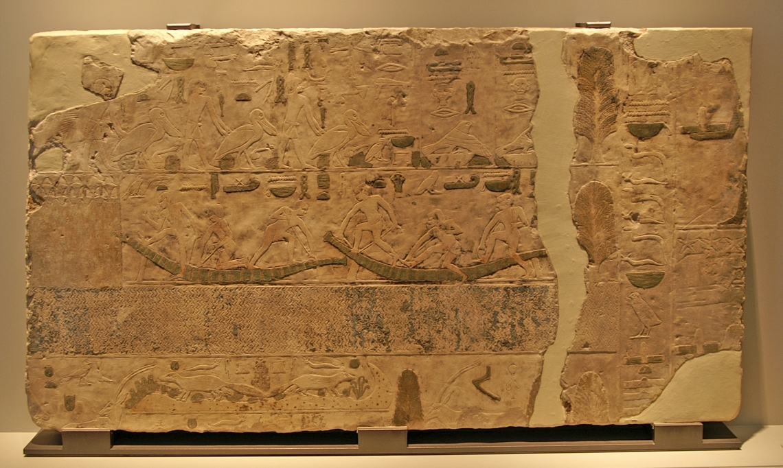 Reliefs Egyptian