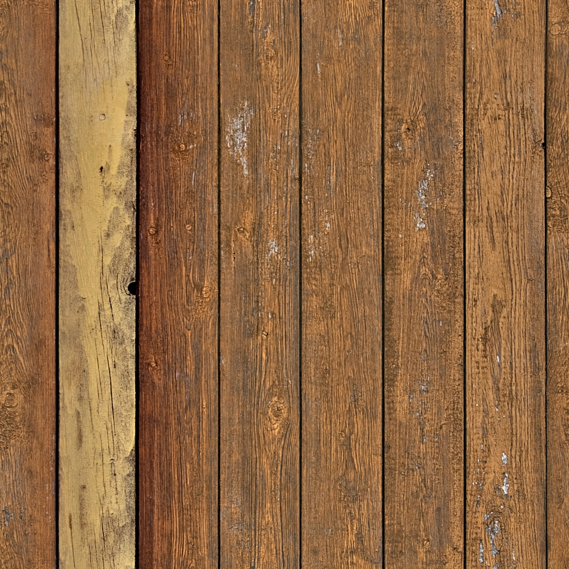 Seamless Wood Planks