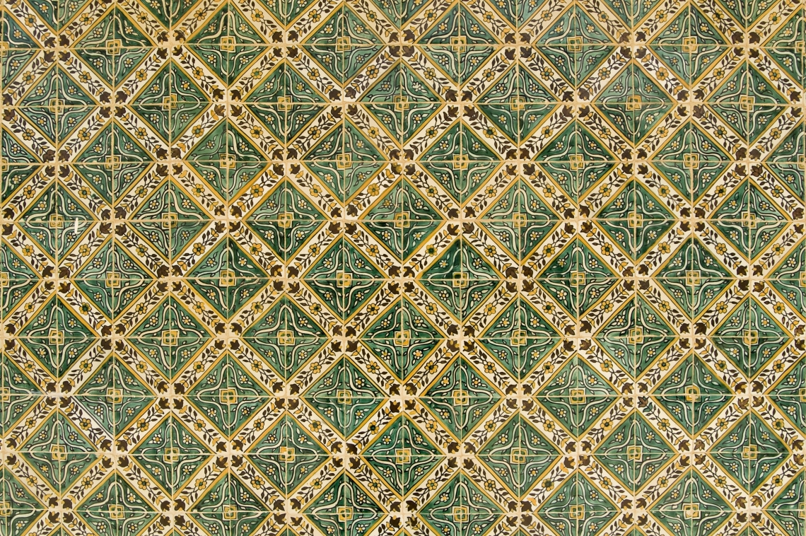 Tiles Ornate Good Textures