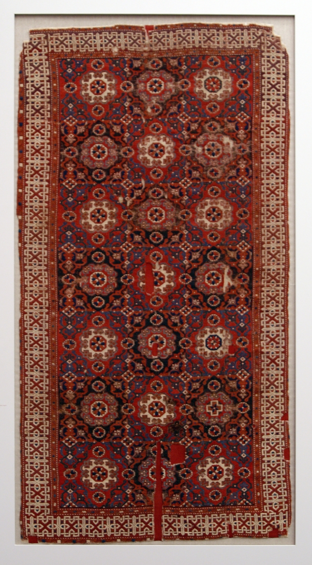 Ornate Carpets