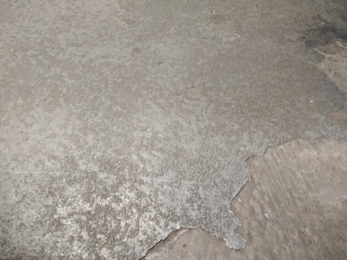 Rough floor