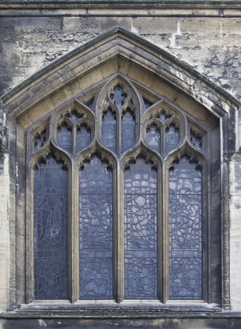 Windows Medieval