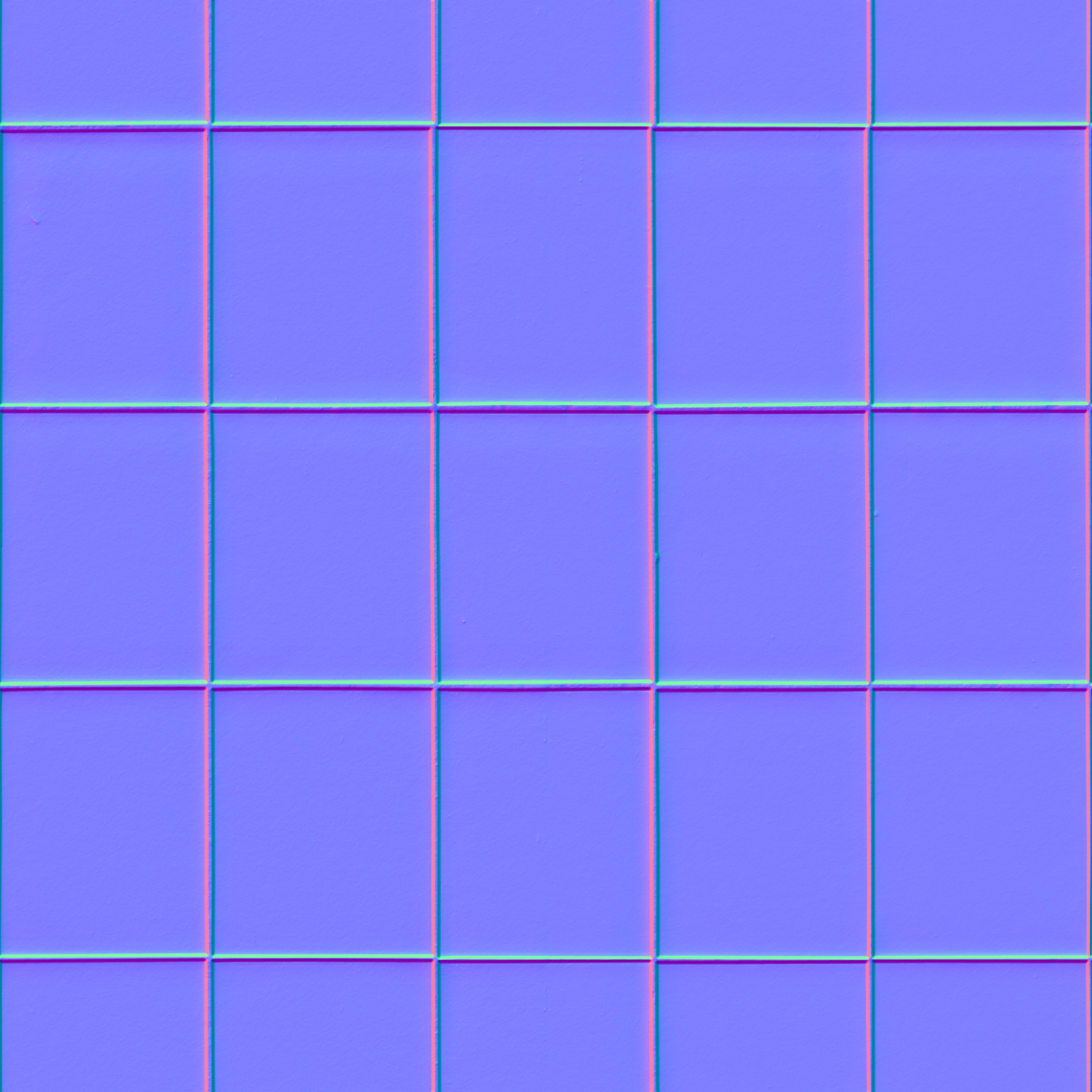 Simple-Tiles-01-Normal - Seamless