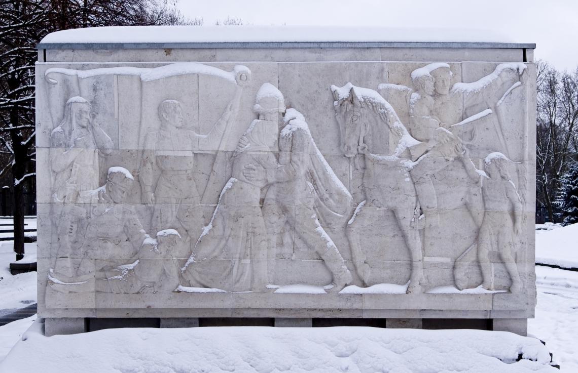 Reliefs Snow