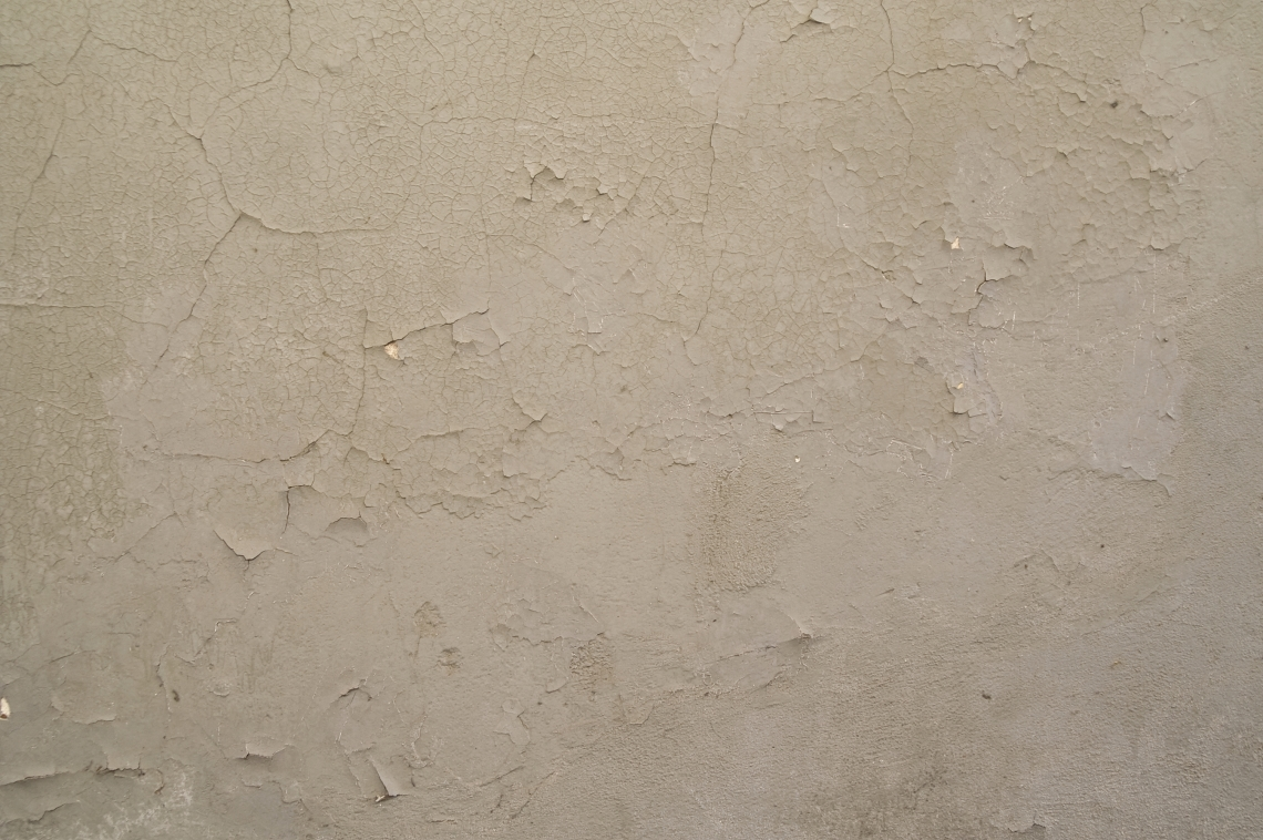 Plaster Cracked