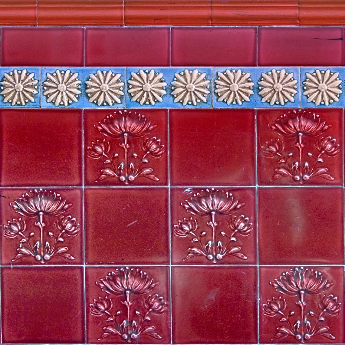 Seamless Ceramic Tiles