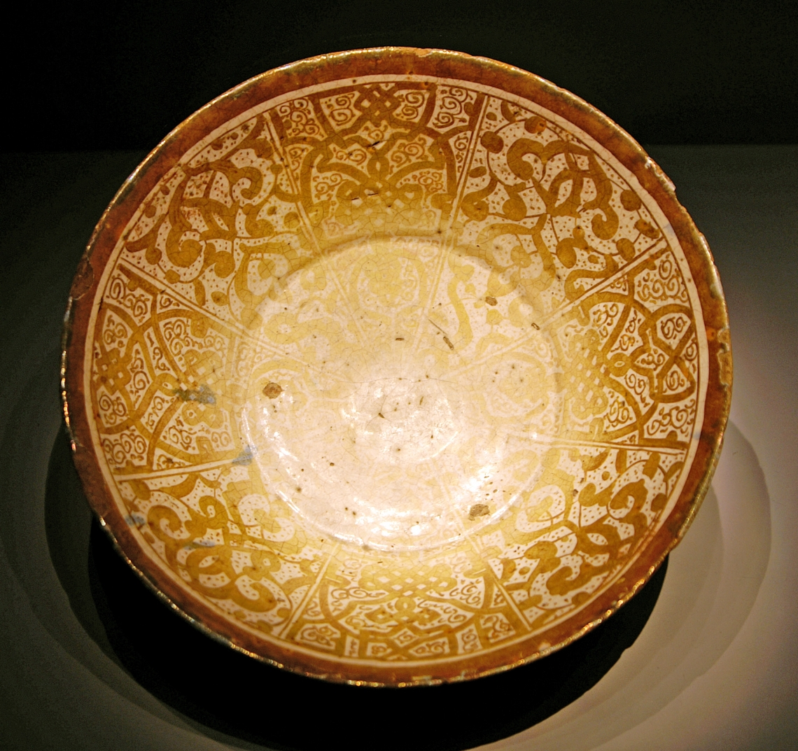 Ceramics Middle Eastern