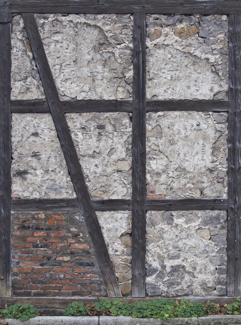 Tudor Wall Worn