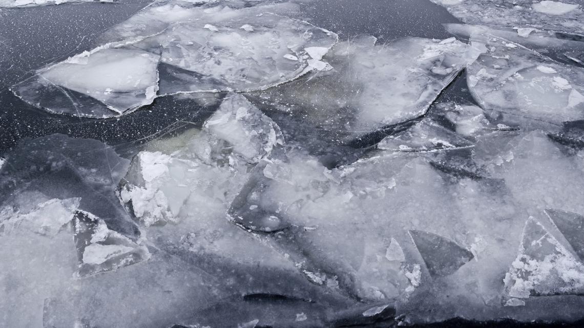 Ice Panorama Good Textures