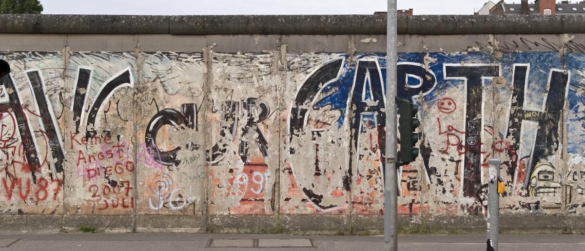 Graffiti Berlinwall Front Good Textures