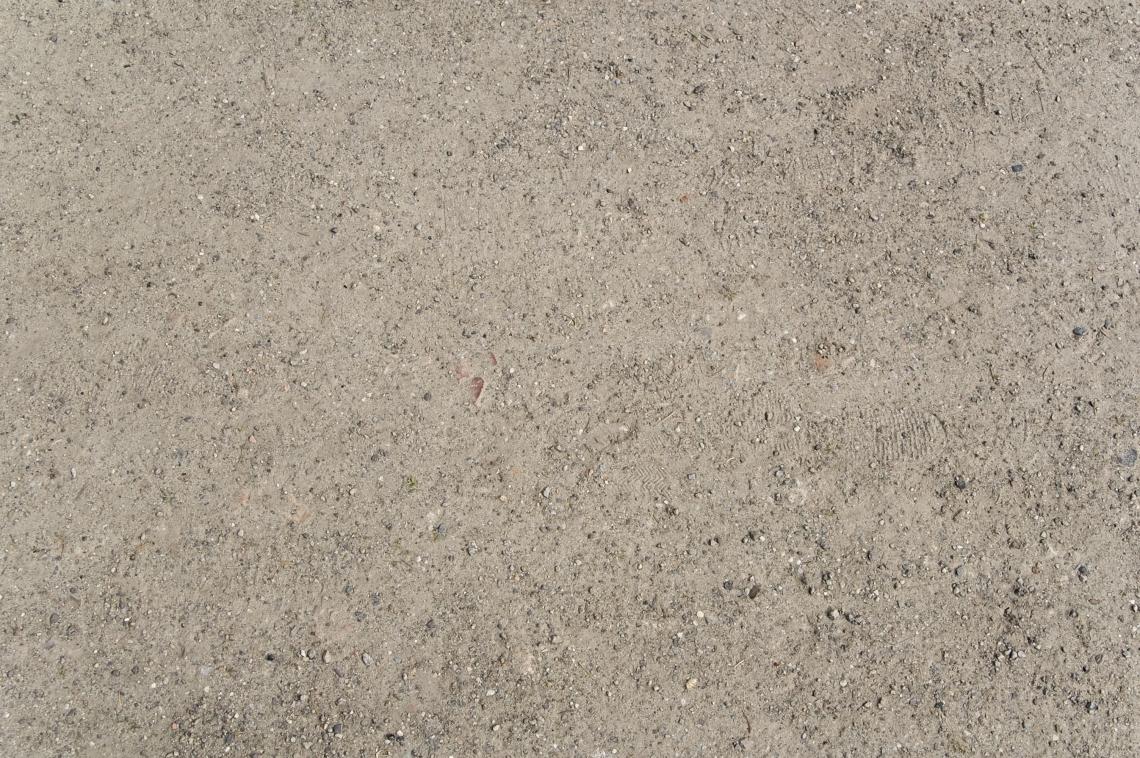 Ground Gravel