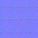 Ornate-Tiles-02-Normal - Seamless