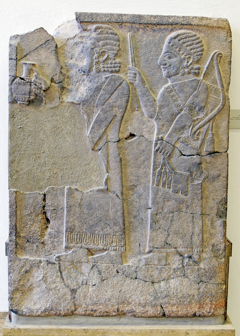 Reliefs Persian
