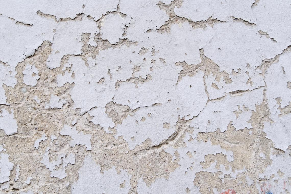 Plaster Damaged