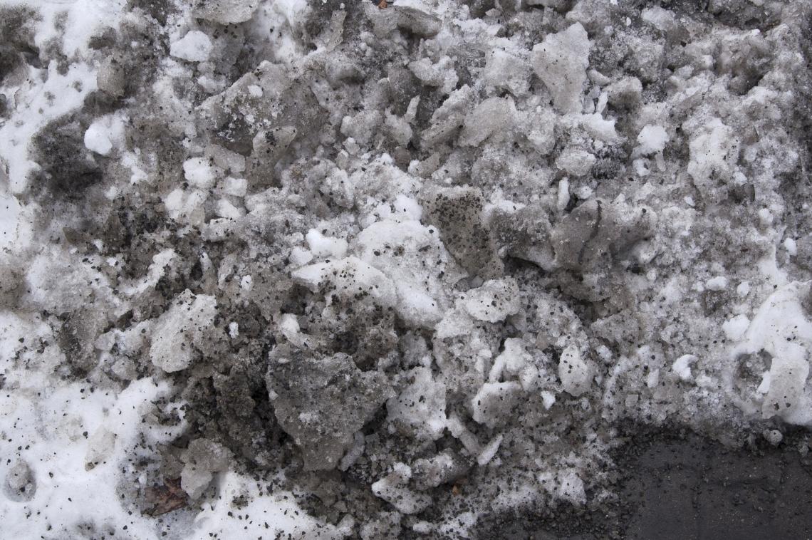 Ice Dirty