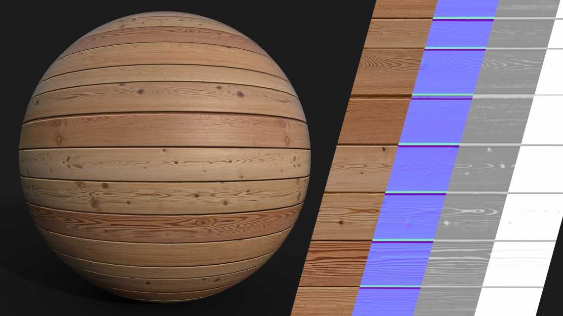 PBR-Planks-Wooden-05-Cover -Seamless