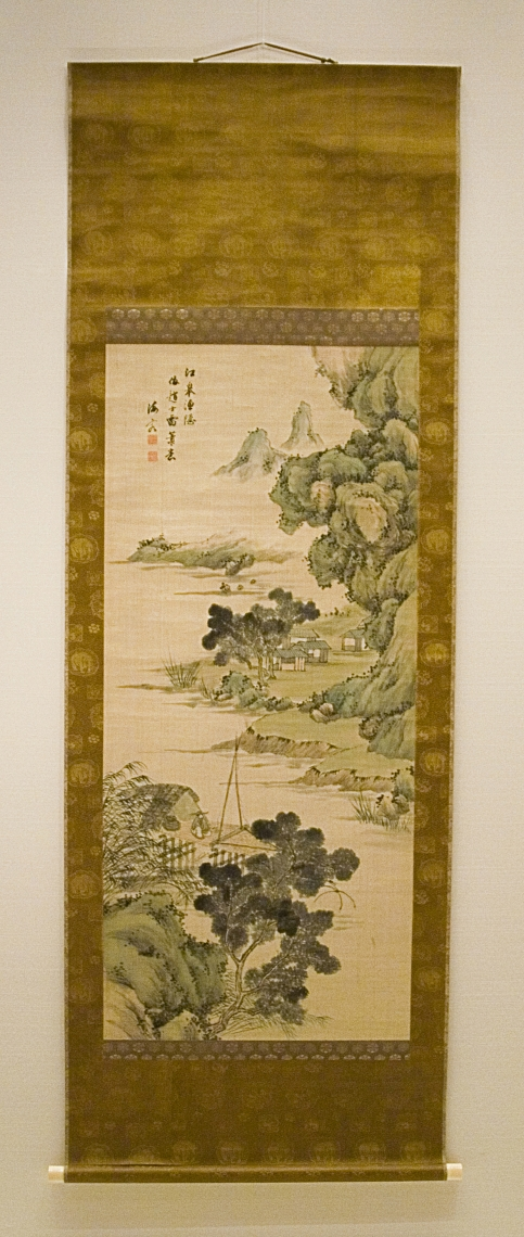 Murals Asian