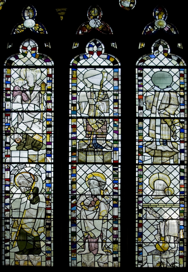 Windows Stained Glass