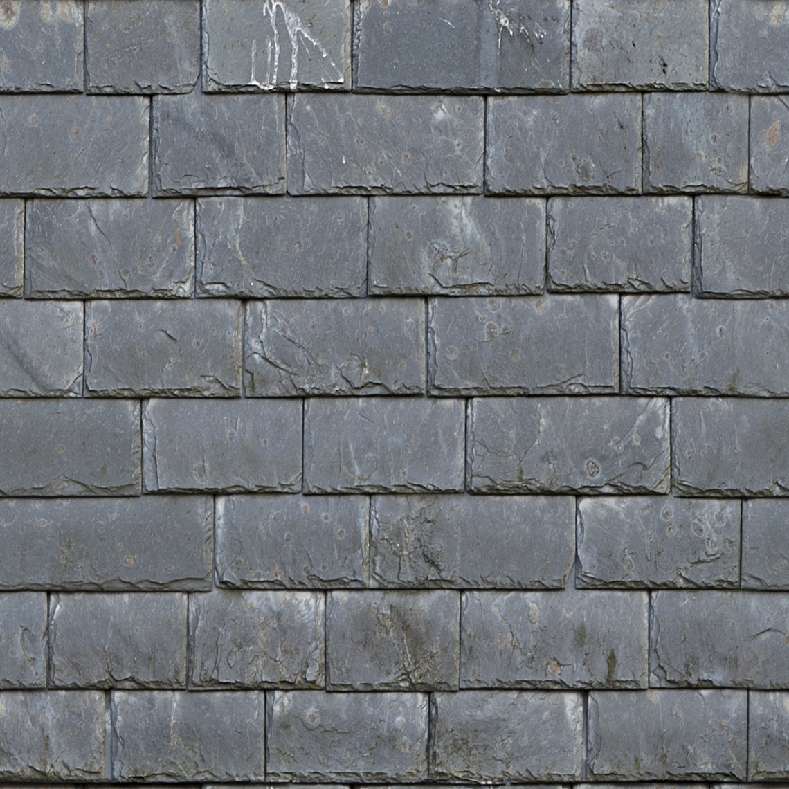 Seamless Roof Tiles