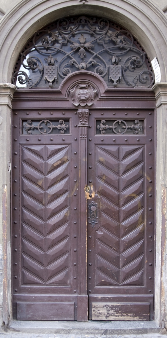 Doors Ornate