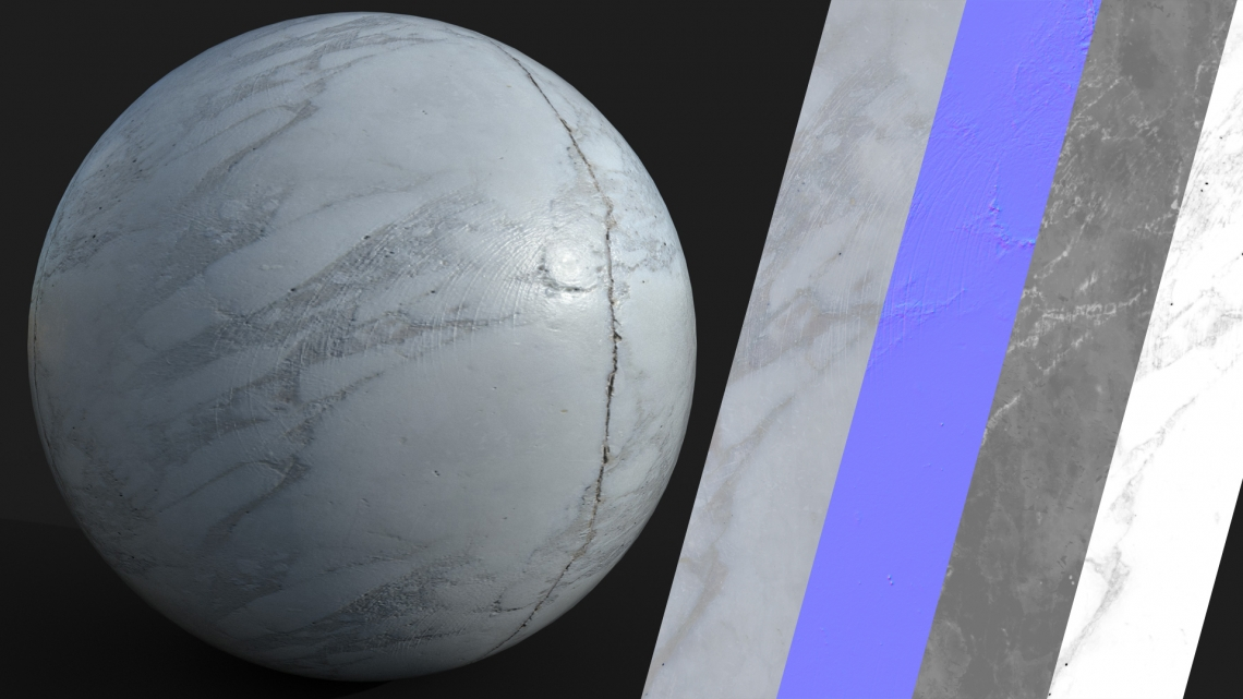 PBR-White-Marble-01-Cover