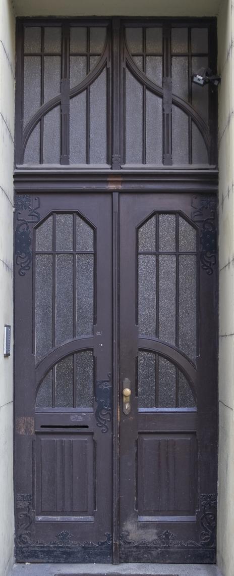 Doors House Old