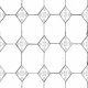 Ornate-Tiles-02-Ambient-Occlusion - Seamless