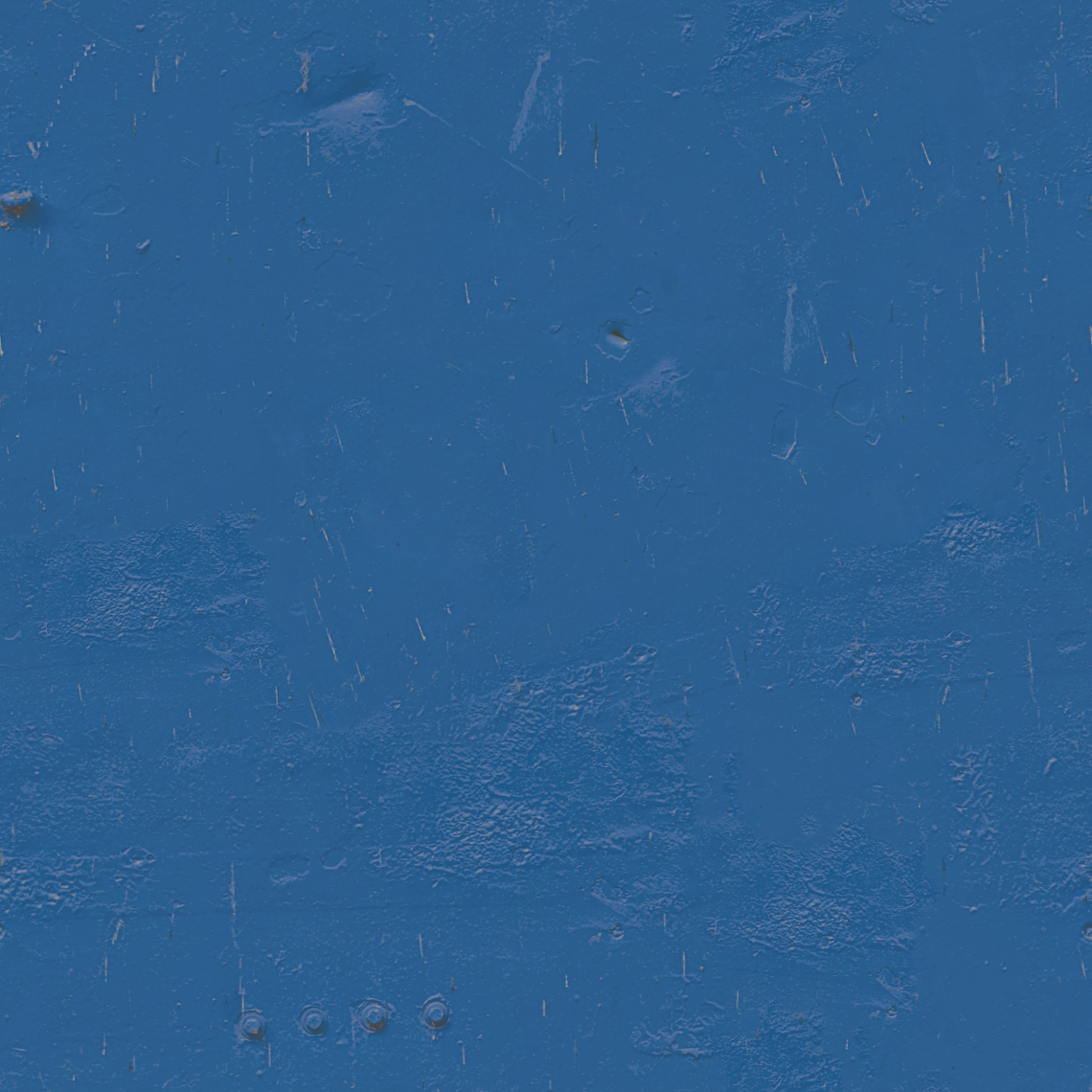 Dark-Blue-Metal-Albedo - Seamless