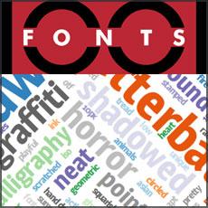 1001 Fonts