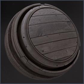 PBR Planks Wooden Materials - Good Textures